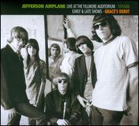 Live At The Fillmore Auditorium 10/16/66 - Grace's Debut